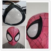 3D маски Человека паука, большие линзы Человека паука, маска Человека паука для Хэллоуина, карнавальный костюм для взрослых, Лидер продаж