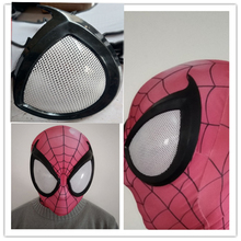 Hot Sale 3D Spiderman Masks Big Spiderman Lenses Spiderman Mask for Halloween Party Costume Props Adult