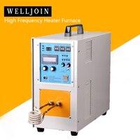 Fornalha de alta frequência do calefator da indução de 25kw 30-80 khz