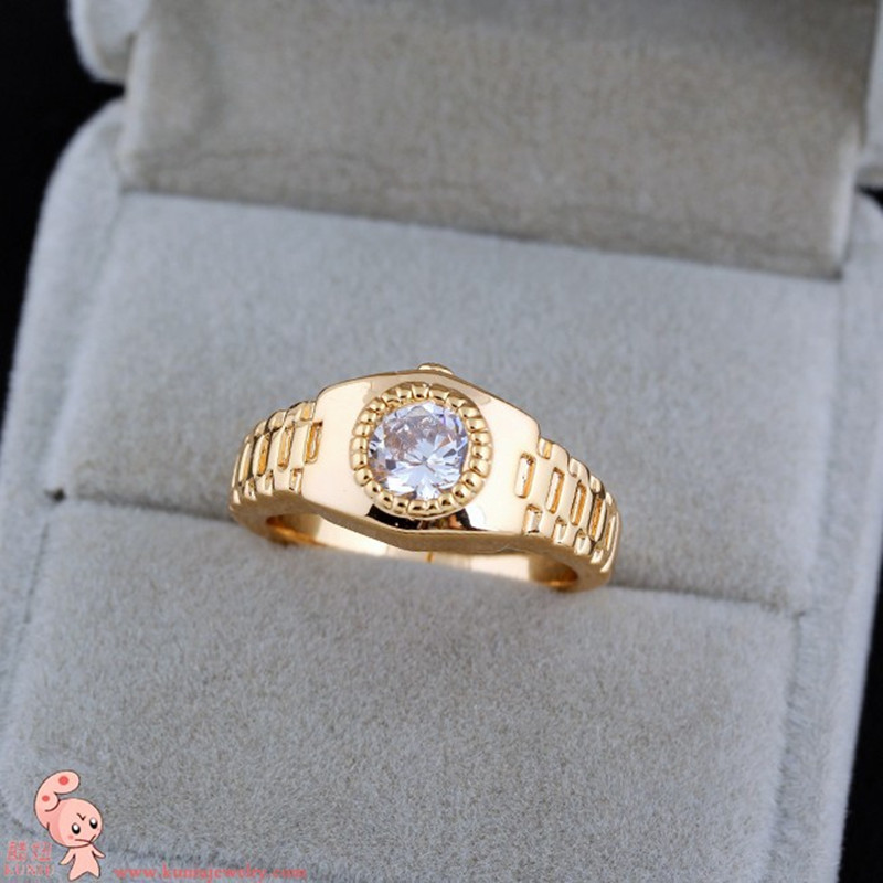 New Arrival Design Rings Gol d Plated Top Quality A Low-Key Luxury Similar Watches Fine Jewelry Womens Rings