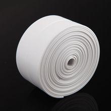 Nueva cinta selladora de pegatinas de pared para Cocina Para bañera de baño, resistente al moho y resistente al agua, tira de hendidura para puerta y ventana