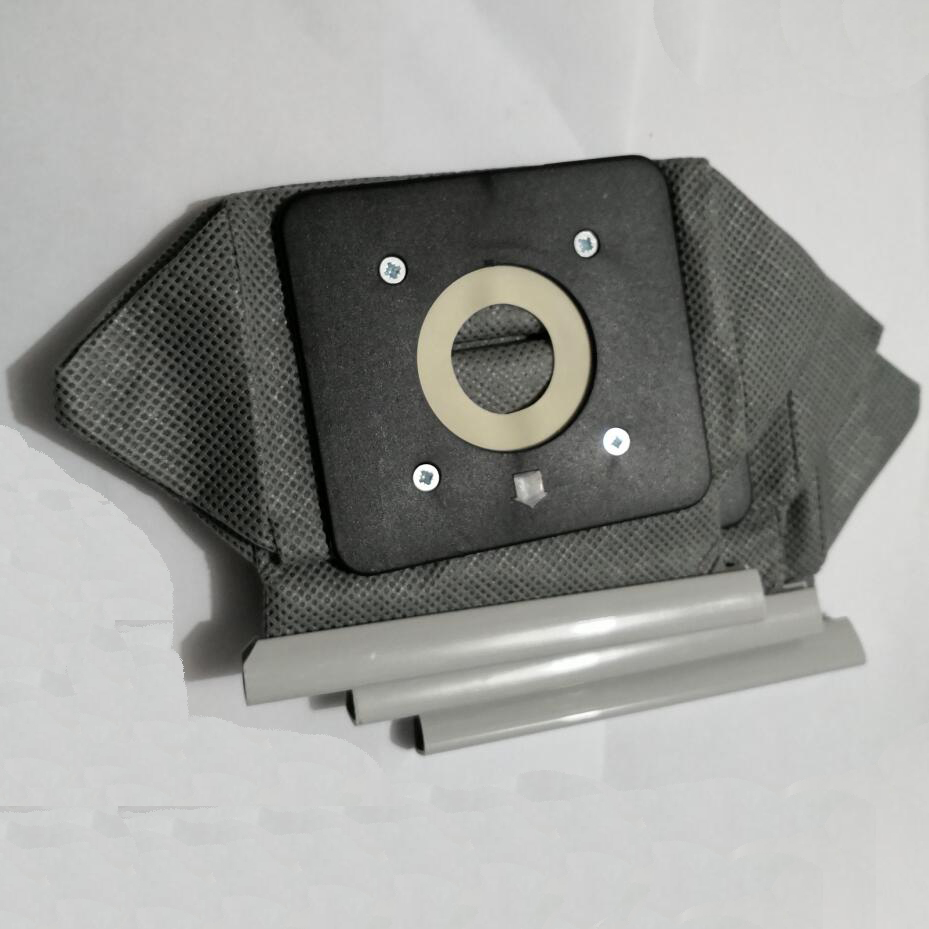 Vacuum Cleaner Parts non woven dust bag with rectangle 11X10cm vacuum cleaner parts dust bag non woven fabric 11x10cm 5cm hole