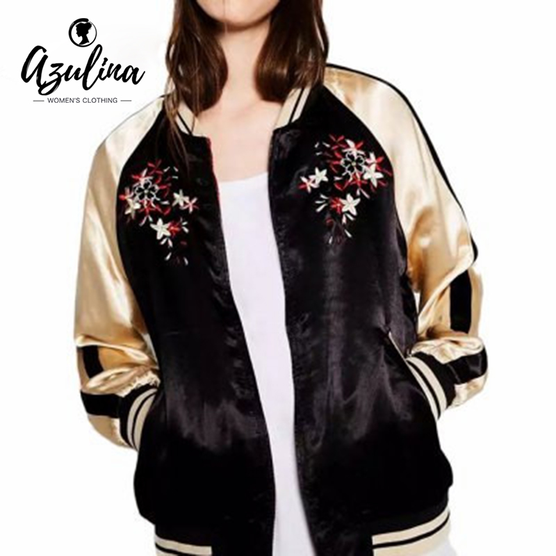 Floral Baseball Jacket Promotion-Shop for Promotional Floral ...