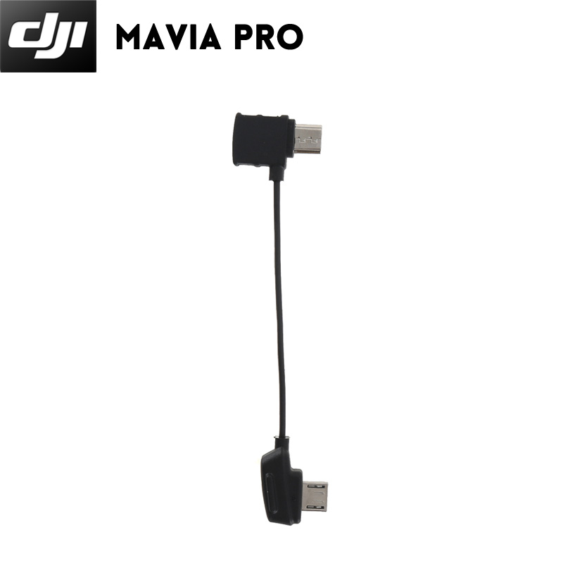 DJI Mavic Pro – RC Cable (Reverse Micro USB connector) 100% original DJI parts