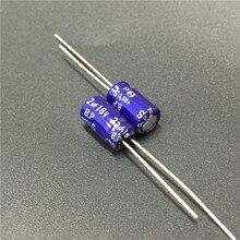 10pcs 22uF 16V S BP סדרת 6.3x11mm 16V22uF דו קוטבי אודי המיכלים