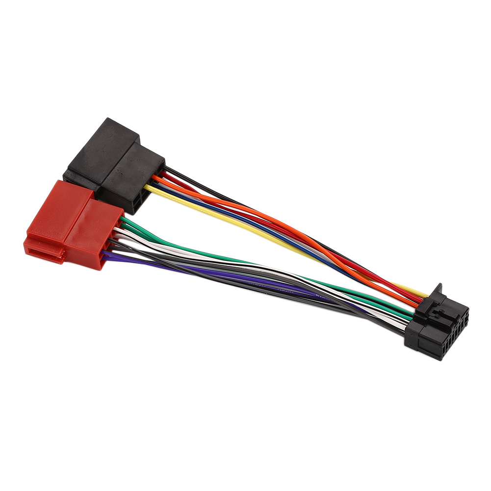 hight resolution of skpio1610 21 iso durable iso wire harness stereo auto radio harness radio player harness