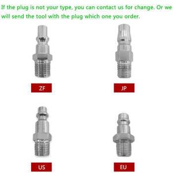 MEITE ZN-12 pneumatic nailer crown 8.5-10.5mm automatic feeding air deco pneumatic nailer gun Jun.14 Update tool