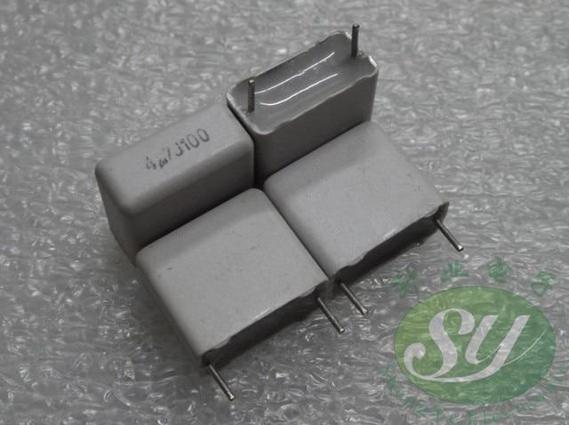 10 pièces/30 pièces EVOX MMK15 4.7uf/100v 4u7 475 nouveau film condensateur 15MM livraison gratuite