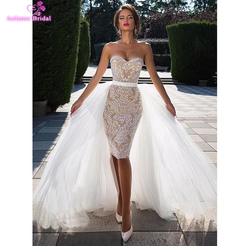 Online Get Cheap Straight Wedding Dress -Aliexpress.com