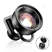 Universal HD optic camera phone lens 100mm macro lens 10x super macro lenses for iPhone 8 Xs Max Samsung s9 XIAOMI