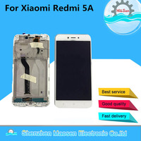 Original M Sen For 5 0 Xiaomi Redmi 5A Hongmi 5A LCD Screen Display Touch Digitizer