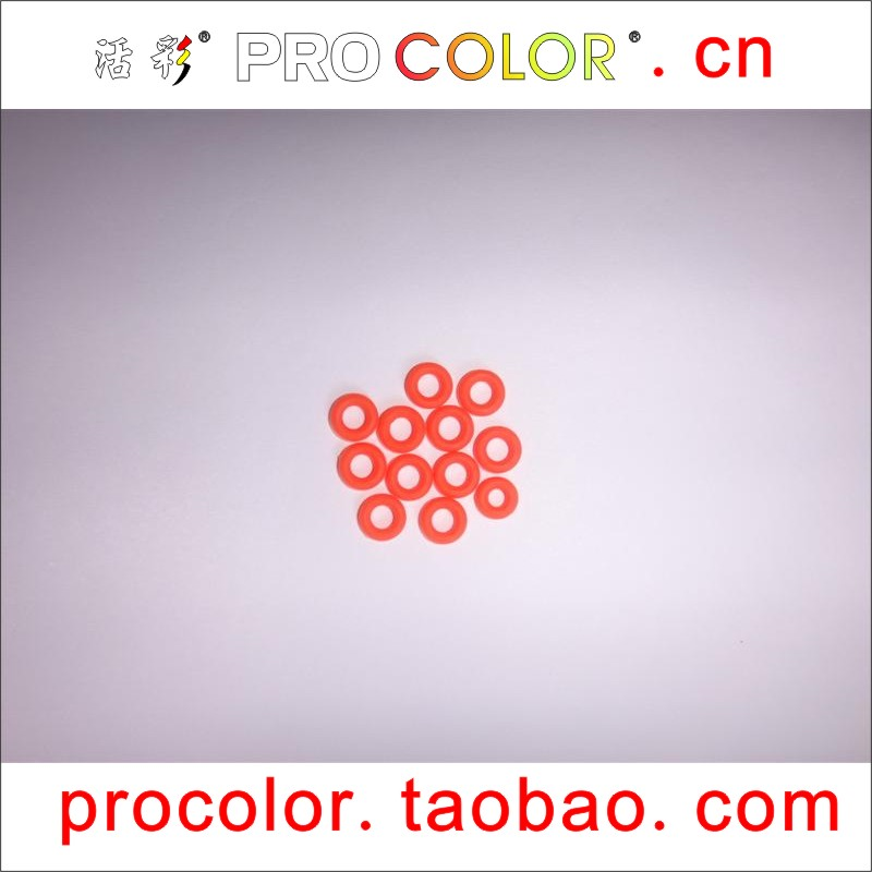 O Ring O-Ring Washer Seals o-shaped airproof Silicone ring Produce all kinds of specification at all scales Size 7.2mm*C/S2mm...