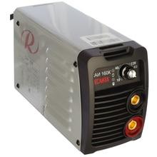 Аппарат сварочный инверторный РЕСАНТА САИ 160К (Сварочный ток 10-160 А, продолжительность включения 70% при 160А, макс.диаметр электрода 4 мм)