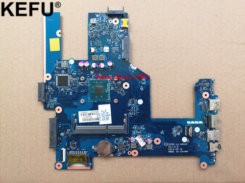 788289-501 Suitable For HP 15 15-R Notebook PC board LA-A994P 788289-001 laptop motherboard zso50 la a994p 759879 501 759879 01 laptop mainboard for hp compaq 15 15 r 15t r 15 s motherboard sr1sj n2815 cpu onboard ddr3