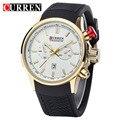 CURREN 8175 Luxury Brand Watch Fashion Men Watches Sport Military Wrist Watches MEN Quart Army Wristwatches Relogio Masculino