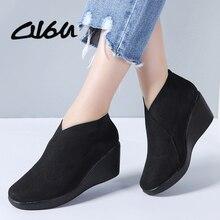 O16U Spring Women Flats Shoes F