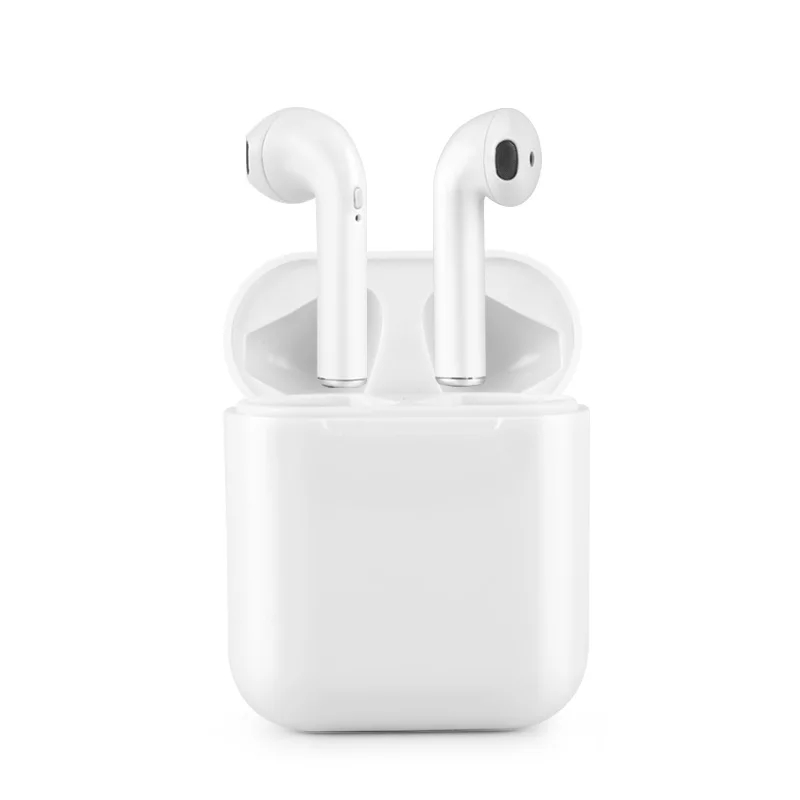Mini Wireless Bluetooth Earphone Stereo i7s TWS Earbud Headset With Charging Box Mic For All Smart phone bluetooth 5 0 tws mini wireless bluetooth earphone headphone stereo earbud headset with charging box mic for all smart phone i7s page 6