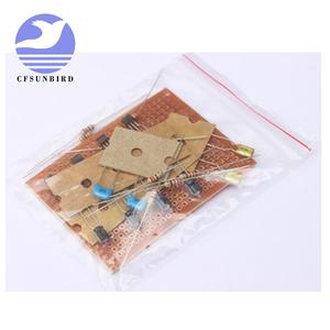 Diy-Kit Electronic-Components Welding Capacitor Resistor And Board-Parts Universal-Plate
