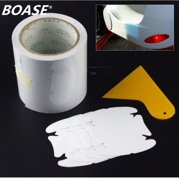3M Rhino Skin Leather Car Body Handle Bumper Hood Paint Clear Protective Film