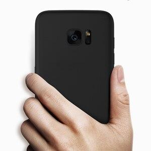 Image 5 - Capssicum Cho Samsung S7 Mềm TPU Matte Ốp Lưng Dành Cho Samsung Galaxy Samsung Galaxy S7 Trường Hợp Mỏng Mỏng Dẻo Lưng Thời Trang Thanh Lịch