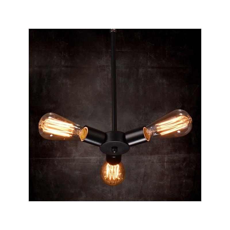 Modern industrial lamp lampara retro pendant light loft lights living dining room Countryside