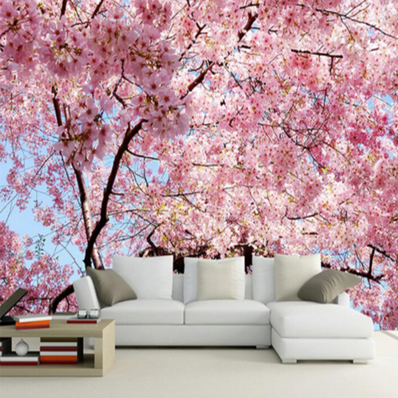 Unduh 8800 Koleksi Wallpaper Dinding Bunga Sakura Terbaik