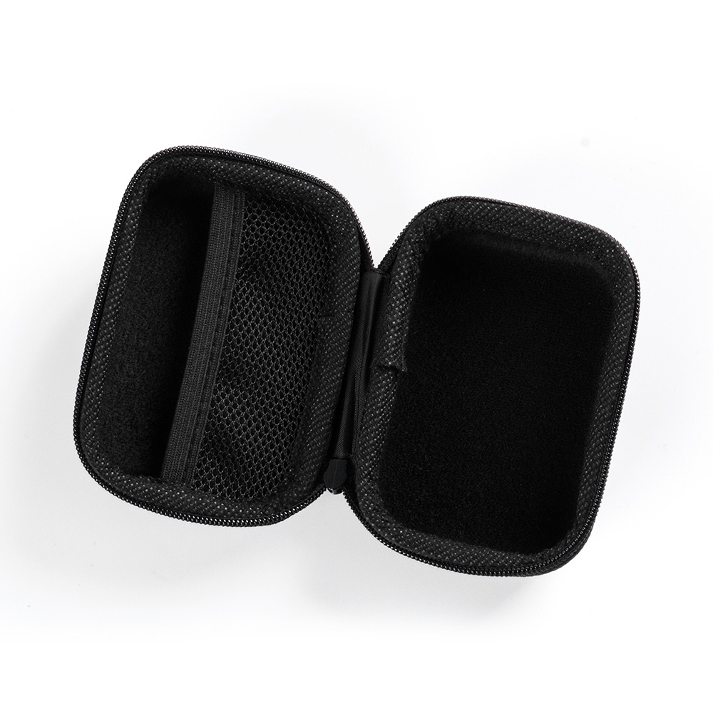 New Earphone Case Bag High End In Ear Earphone Headphones Storage Case Bag Earphone Case bag For HQ10 HQ12 ZS10 AS10 CCA C10