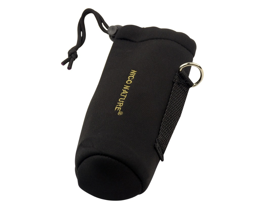 26650 18650 14500 AA Flashlight cover LED flash light Torch Case Belt  water resistant Wetsuit material 45mm diameter