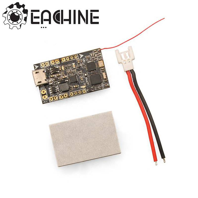 Eachine FRF3_EVO Brushed Flight Control Board Built-in FRSKY Compatible SBUS 8CH Receiver fd800 tiny frsky 8ch sbus receiver