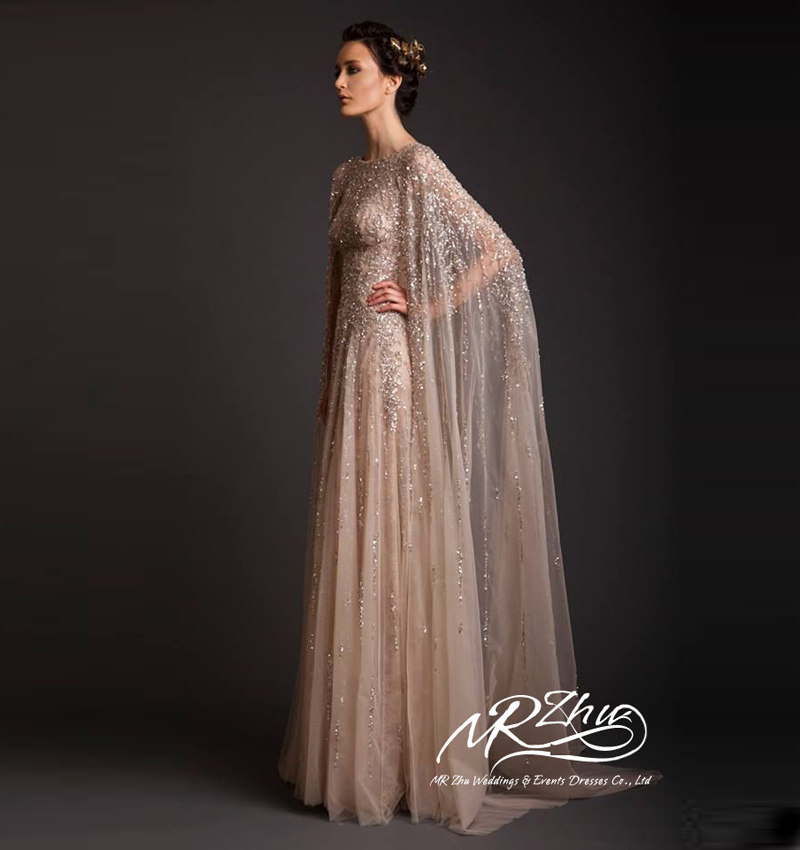 Buy vestido de casamento 2015 vestido for Wedding dress arabic style
