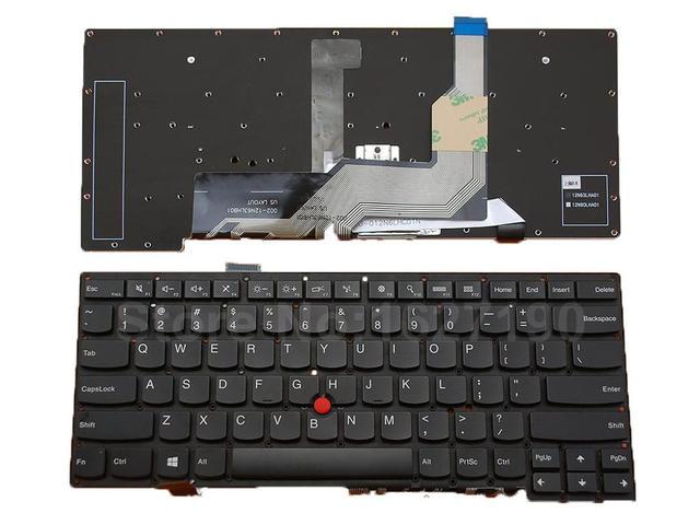 Для Thinkpad S3-S431 S3-S440 S431 S440 ЧЕРНЫЙ (С Подсветкой С Точки stick, Win8) НОВАЯ раскладка США Ремонт Замена Клавиатуры Ноутбука