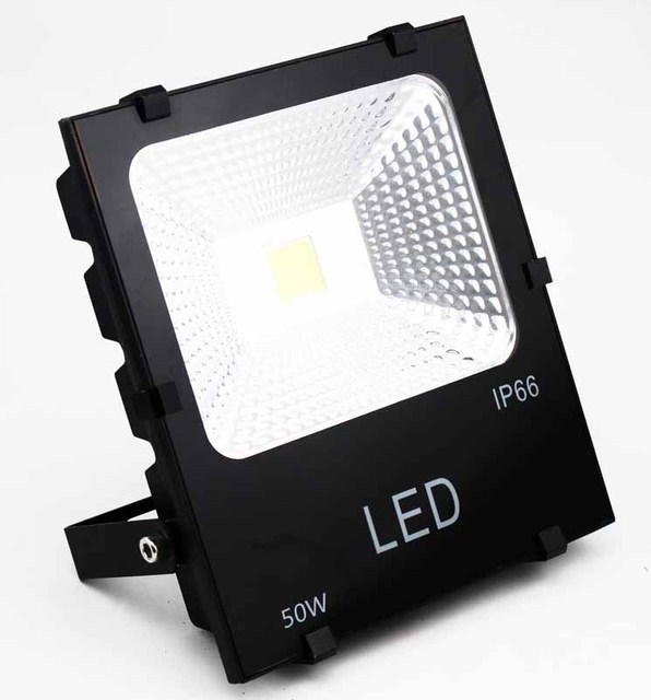 50w Led Flood Lights 400w Halogen Bulb Equivalent Waterproof Ip66 4500lm Daylight White 6000k
