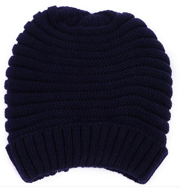 caps dark blue