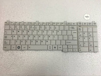 Brand New WHITE Keyboard For Toshiba Satellite C650 C655 C655D C660 C670 L650 L655 L650D L655D