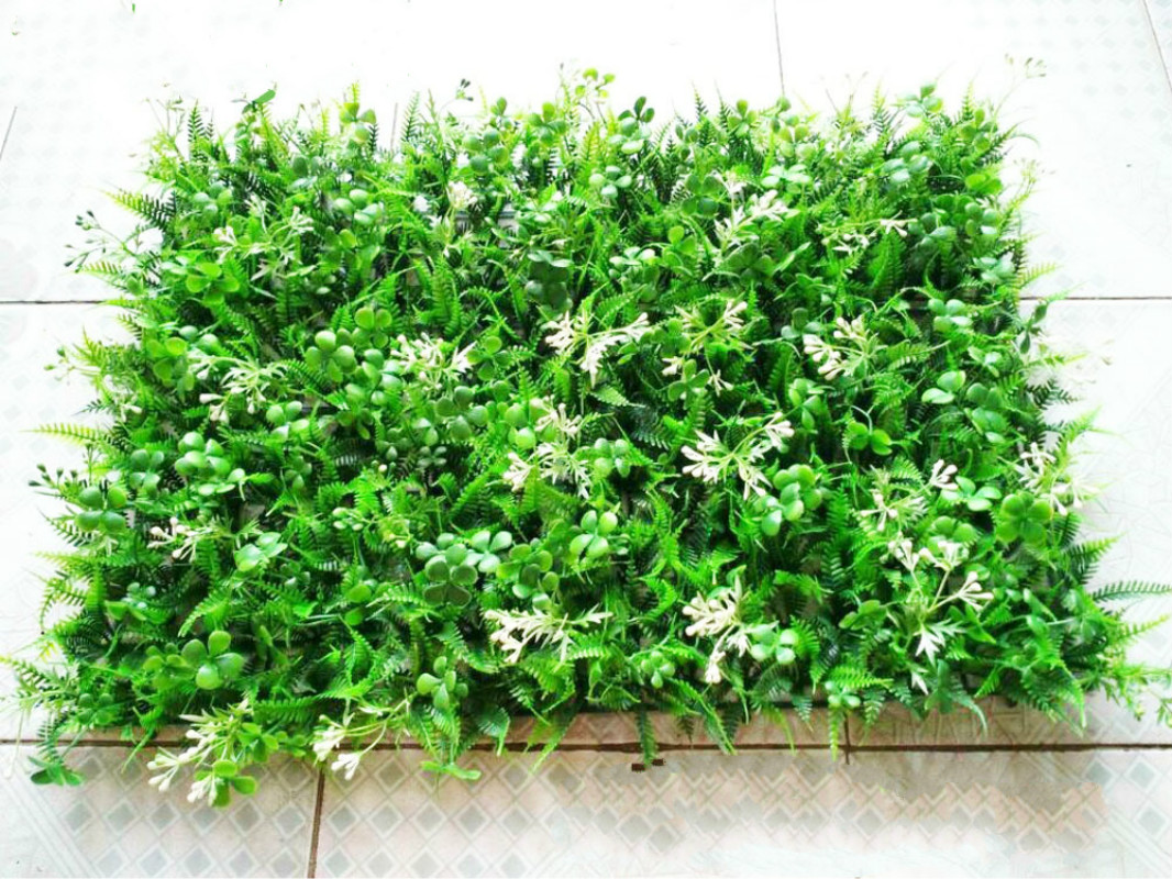 Buy 40 60 Cm Diy Artificial Turf 3d Wall