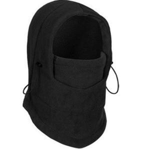 Image 1 - 120pcs/lot winter Thermal Fleece Balaclava Hood Police Swat Ski Bike Face Mask Cs Mask/Warm Mask/beanie about 70g/pc