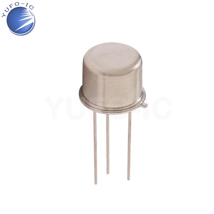 Free Shipping 2 PIECES 2N4033 TO-39 TRANSISTORS. . FREE SHIPPING TO-39