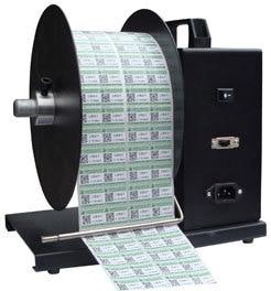 Brand New Electric Label Rewinder Rewinding Machine BSC-U7 Max.120mm аксессуары для пылесоса sanyo 1400ar bsc wd95 wd90 wd80