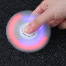 Light EDC Finger Spinner