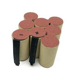 For Metabo 9.6V 4000mAh tuber 6.30070 New self installation electric power tool Battery Pack
