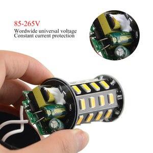 Image 5 - 20W Hoge Lumen 5736 Smd Led Corn Bulb Light E27 E14 85V 265V 15W 10W 5W Led Lamp Geen Flikkering Longlife Leds Lamp Voor Verlichting