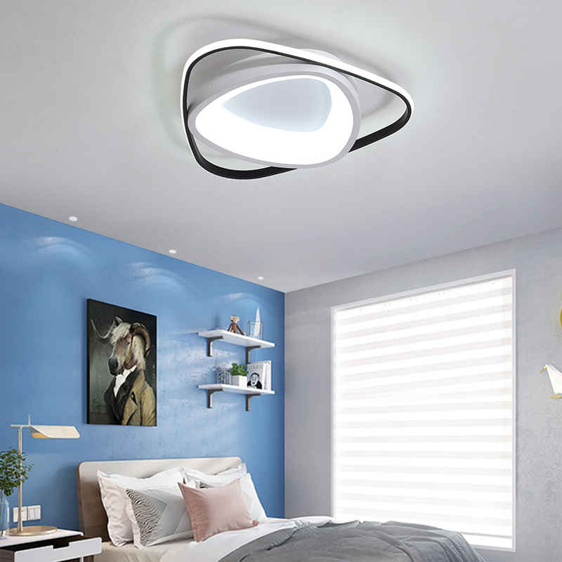 VeiHao Modern simplicity Led Ceiling Lights For Home Living Room Bedroom Kitchen Ceiling Lamp Home decoration