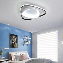 VeiHao современная простота светодиодные потолочные светильники для дома гостиная спальня потолочный светильник для кухни украшения дома Освещение светильники