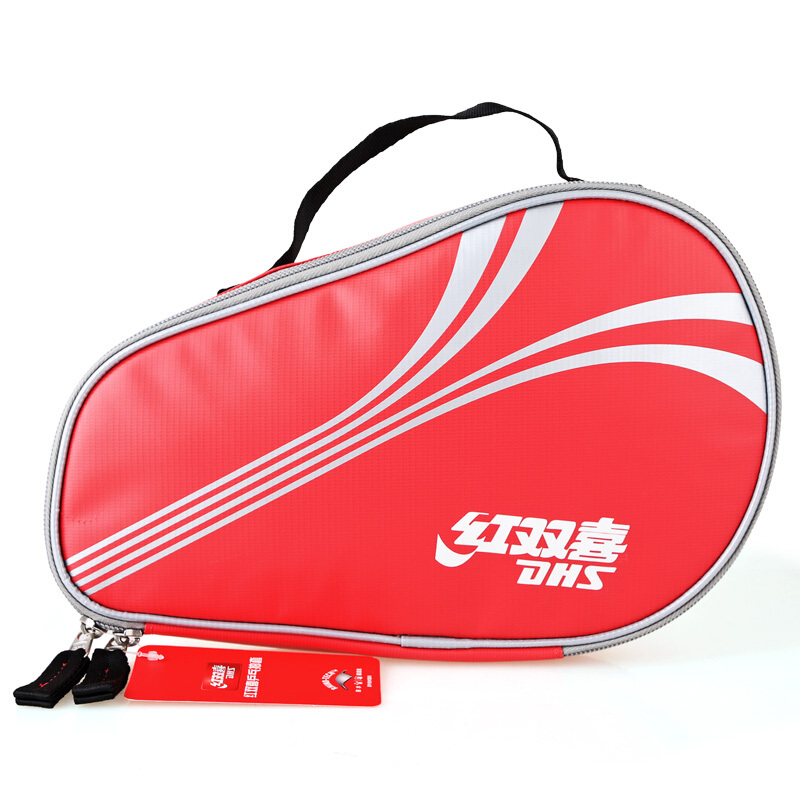 DHS FULL Table Tennis Bag Waterproof Top Quality Ping Pong Case