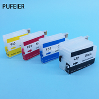 For HP950 951 Empty Refillable Cartridge With Chip Always Show Ink Level For HP Officejet Pro8610