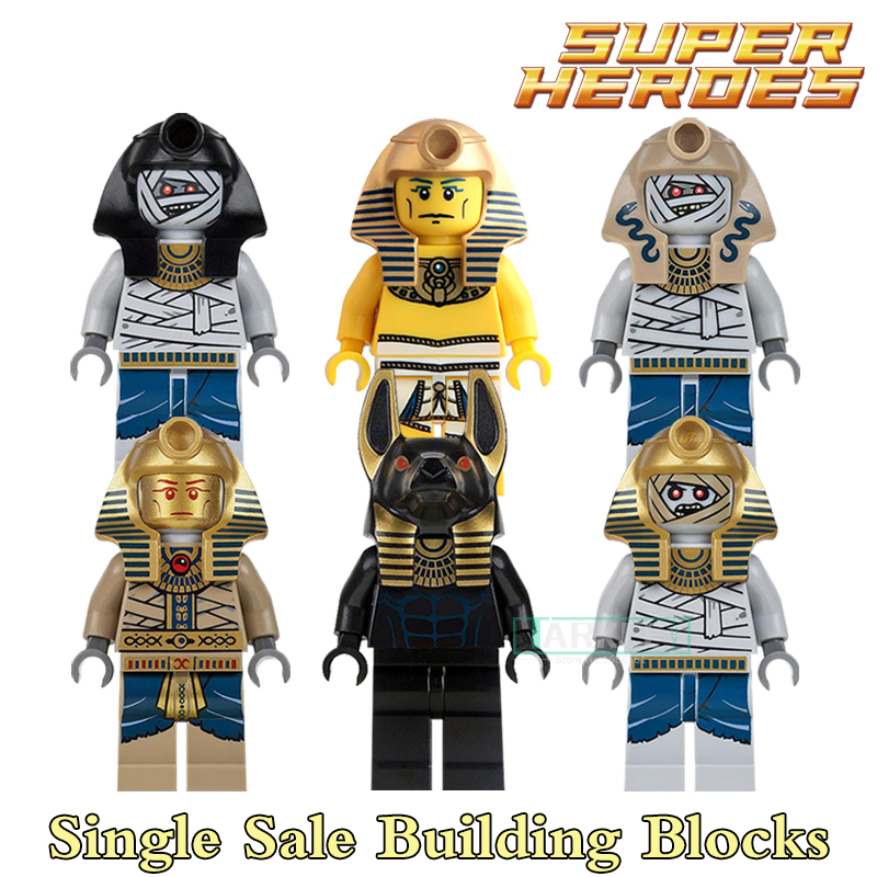 Building Blocks Figures Pharoah's Medieval Egyptian Atlantis Super Heroes Batman Action Bricks Kids DIY Toys Hobbies KL9006 usb rs232 female cable usb to db9 female serial port holes 9 holes com computer cable 1 5m new with the cd driver whoesaleaqjg