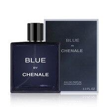 100 мл спрей для тела стеклянная бутылка Парфюмированная Мужская Парфюмированная стойкий аромат оригинальная бутылка мужской Parfums натуральный вкус