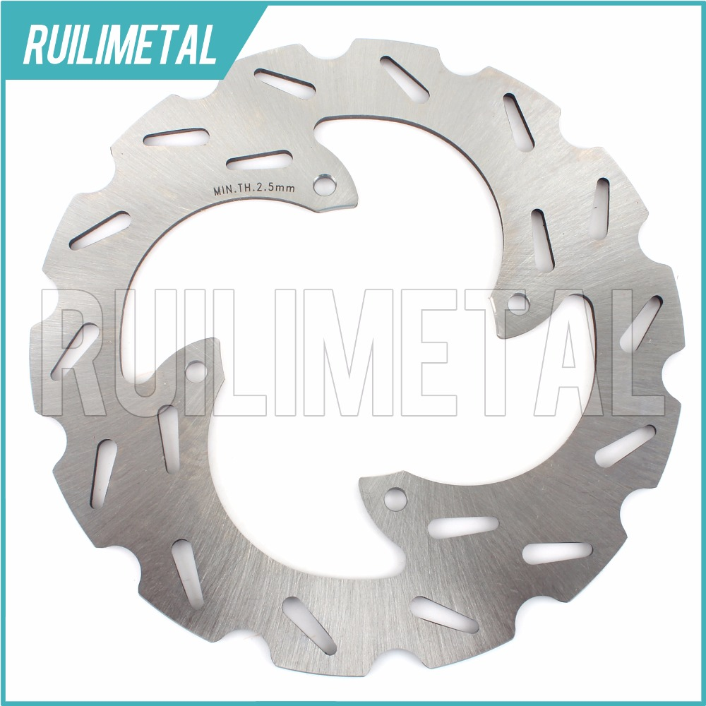 MX Offroad Rear Brake Disc Rotor for SUZUKI RM85 RM 85 RM-85 2005 2006 2007 2008 2009 2010 2011 2012 2013 2014 2015 амортизаторы bilstein в6 offroad