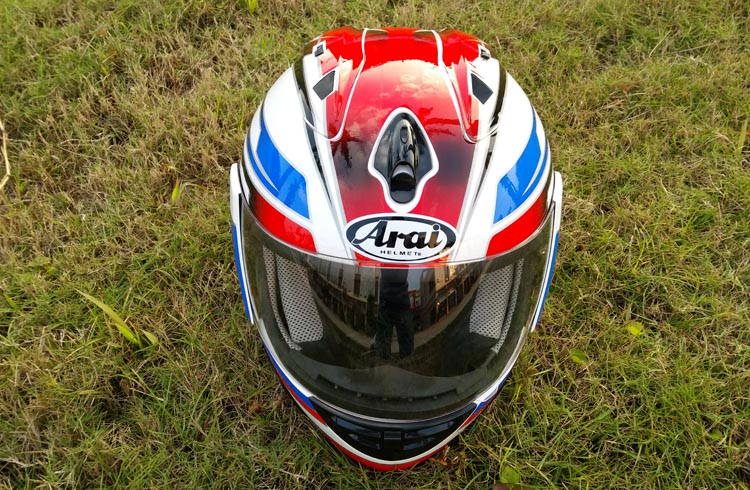 ARAI RX-7 Motorcycle Helmet RX-7 EU/ CORSAIR-X US IOM TT Full Face Motocoss Racing Helmet Isle ,Capacete