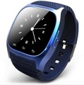 Wearable Devices Smart Bluetooth Watch Smartwatch M26 With LED Display Barometer Alitmeter Music Pedometer For Android IOS